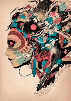 Beautiful illustrati