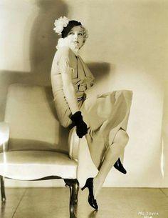 Thelma Todd.