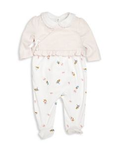 Ralph Lauren - Baby's Three-Piece Jacket, Bodysuit & Overall Set