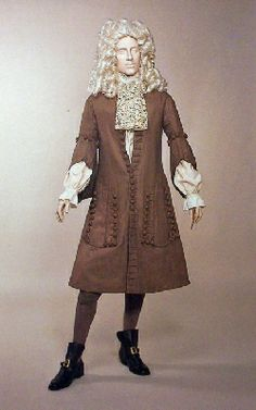 coat  Place of Creation: Europe, United Kingdom  Date: 1685-95