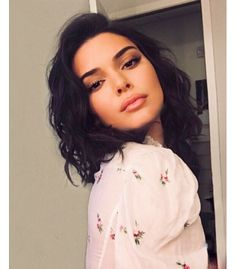Le wavy de Kendall Jenner
