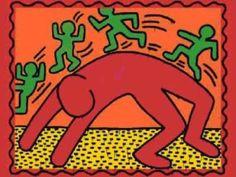 Keith Haring Art!!