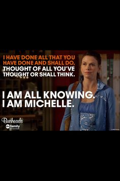 Bunheads Quote- When the students question me