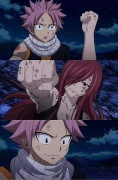 Fairy Tail Meme, Natsu Fairy Tail, Fairy Tail Ships, Awesome Anime, Anime Love, Natsu And Erza, Erza Scarlett, Fairy Tail Family, Fairy Queen