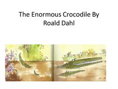 Weekly plan, resources and power points all linked to a weekly literacy focus on the enormous crocodile by Roald Dahl. The Enormous Crocodile, Roald Dahl Day, Power Points, Jungle Theme, Teaching Resources, Literacy, Crocodiles, How To Plan, Classroom Ideas