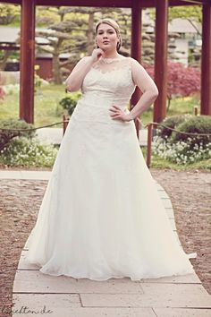 • Here comes the bride... | Curvy Edition •  http://luziehtan.de/2017/05/here-comes-the-bride-curvy-edition/