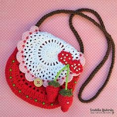 Marvelous Crochet A Shell Stitch Purse Bag Ideas. Wonderful Crochet A Shell Stitch Purse Bag Ideas. Crochet Shell Stitch, Bead Crochet, Double Crochet, Single Crochet, Crochet Earrings, Crochet Handbags, Crochet Purses, Crochet Hats, Accessoires Barbie