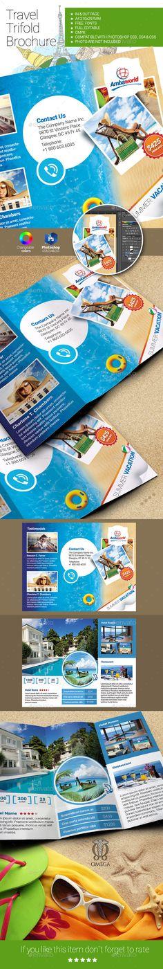 presentation folder - corporate flyers | flyer templates, Presentation templates