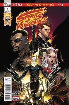 Spirits of Vengeance #1 - War at the Gates of Hell, Part I