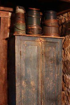 Great blue cupboard!!!