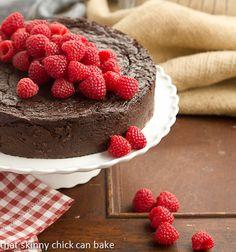 Learn As We Go Triple Chocolate Cake