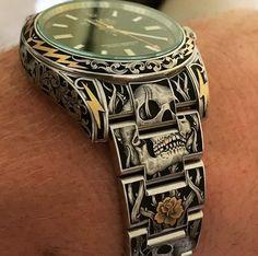 Rolex Milgauss by Jeff Parke