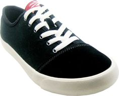 Plain black sneaker    Burnetie Imar - Black - Free Shipping & Return Shipping - Shoebuy.com