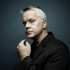 Tim Robbins by Denis Rouvre.