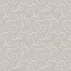 Riley Blake Designs - Oh Boy Swirls in Gray