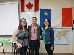 Damien était en #NouvelleEcosse en repérage pour de nouveaux programmes ! Canada, Baby Born