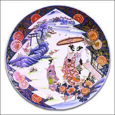 Porcelana Imari