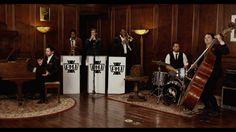 Postmodern Jukebox Performs a Swingin' Jazz Cover of the 'Meet the Flintstones' Theme Song