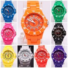 plastic toy watch