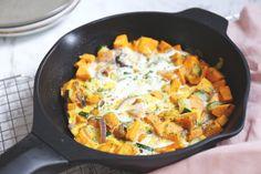 Koolhydraatarme recepten, de allerlekkerste vind je hier - Lekker en Simpel Tapas, Paella, Carne, Chicken, Ethnic Recipes, Cucumber Salad, Aioli, Bacon, Sweets