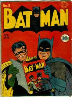 Batman (Batman Graphic Novel): Batman and Robin fight back against a prison break and battle the twisted mutant might of Dr. Plus, The Joker in 'The Cross Country Times'! Batman Robin, Batman Y Superman, Robin Comics, Batman Art, Spiderman, Batman Meme, Batman 1966, Batman Comic Books, Comic Books Art