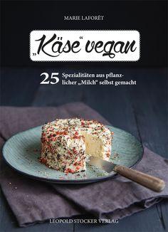 25 Rezepte mit wunderschönen Bildern von Klassikern wie Feta und Ricotta über fermentierte Käse bis zu Käse-Spezialitäten. Das Buch aus dem Stocker Verlag deckt