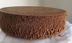 Der einfachste Kakao Tortenboden (Grundrezept) – Rezepte The simplest cocoa cake base (basic recipe) – recipes Easy Cake Recipes, Keto Recipes, Cheesecake Recipes, Cheesecake Cookies, Cheesecake Bites, Cocoa Cake, Best Pancake Recipe, Evening Meals, Unsweetened Cocoa