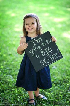 Big Sister announcement!