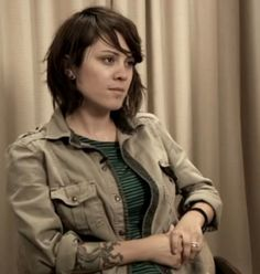 Tegan Quin- older pic, but she's always amazing! Beautiful inside and out! :)
