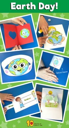 Great printables for earth day