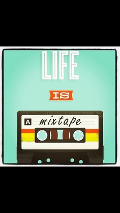 Old school mixed tape :)