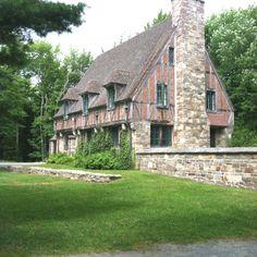 Jordan Pond lake house, Bar Harbor, Maine | Exteriors