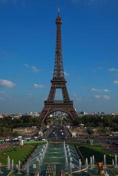 Eiffel Tower  - Paris - France (von Esparta)