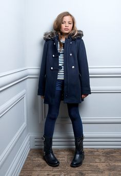 SO PREPPY - Fille - Silhouettes - Marese