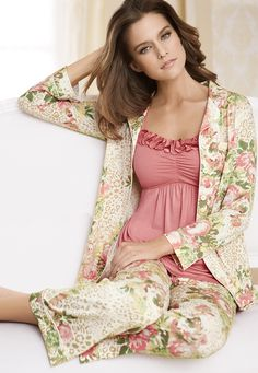 Embraceable Cool Nights PJs – The softest, most luxurious in the world #SomaIntimates