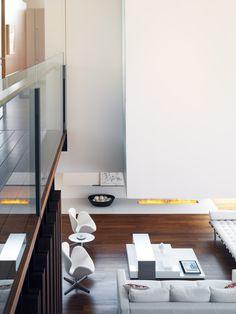 House on Ravine, Toronto. Interior design by Munge Leung.