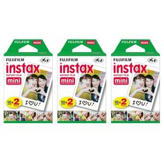 FujiFilm Instax Mini Picture Format Fuji Instant by TitaniumSeller