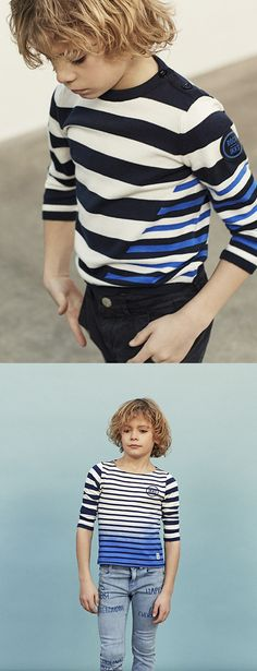 Boy's Sailor Outfit by Fashion Brand IKKS