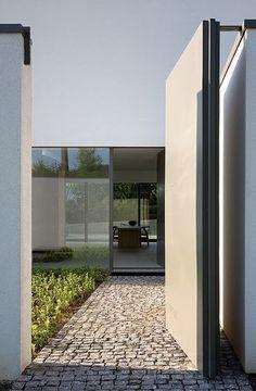 El elegante minimalismo del arquitecto Bruno Erpicum.