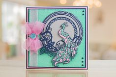 The stunning Nouveau collection by Tattered Lace.  For more information visit: www.tatteredlace.co.uk
