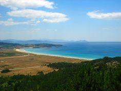 Galicia, Spain. Playa de La Lanzada. Rias Baixas