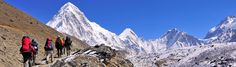Nepal Trekking Routes - Trekking In Nepal #hiking #camping #outdoors #nature #travel #backpacking #adventure #marmot #outdoor #mountains #photography