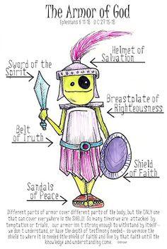 Armor of God jandout