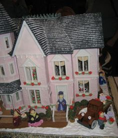 National Gingerbread House Competition 2008