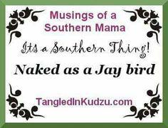 Naked as a Jay bird