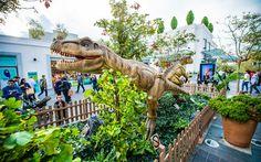 Dino's Live au Polygone Riviera