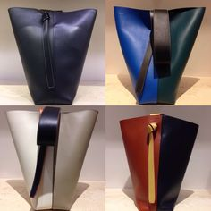Céline Twisted Cabas  - bags & wallets, bags online purchase, leather hobo bags *ad