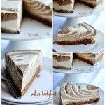 Kakaová zebra torta - NajRecept.sk