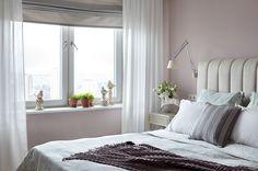 11 маленьких хитростей, которые помогут сэкономить место в спальне   Sweet home