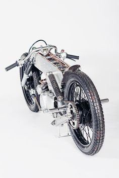 Honda CT110 custom by Andy Copeland